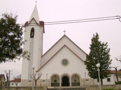 Igreja Paroquial de Caxarias – 1958
